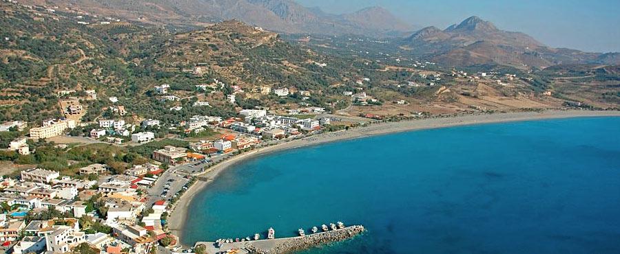 Manolis Apartments in Plakias Crete