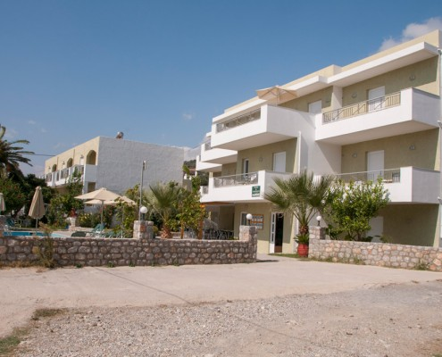 Manolis Apartments - Plakias Crete